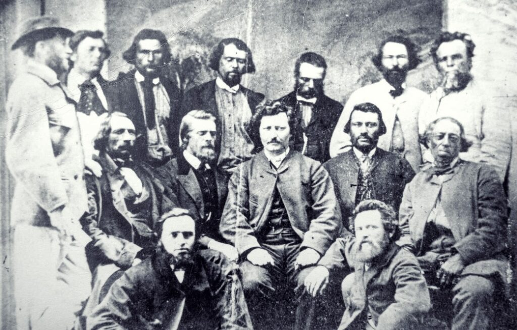 Louis Riel and the Provisional Government during Red River Rebellion